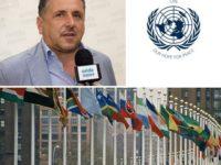 A Pino Palmieri un incarico di collaborazione con l'Università Internazionale per la Pace dell'ONU