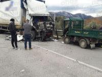 Incidente mortale a Caggiano. Denunciato camionista per omicidio stradale