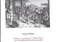 """Curiosità storiche valdianesi. La scheda dello studioso Grimaldi sul """"Diario napoletano"""" di Didier"""