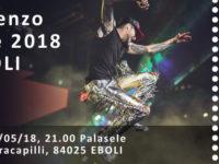 L'Associazione Monte Pruno Giovani partecipa al concerto di Jovanotti al Palasele di Eboli
