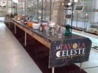 """Presentata al Museo del Suolo di Pertosa l'installazione interattiva """"La Tavola Celeste"""""""
