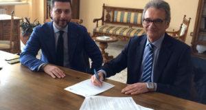 """La Banca Monte Pruno sigla un accordo con l'Istituto Superiore """"Genovesi- Da Vinci"""" di Salerno"""
