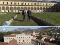 """La Certosa di Padula e il Cilento protagonisti del programma """"Paese che vai"""" su Rai uno"""