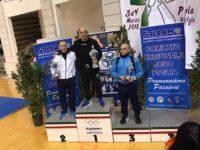 La New Kodokan di San Pietro al Tanagro domina il Torneo Internazionale di Judo a Martina Franca