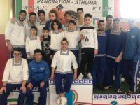 San Pietro al Tanagro: la New Kodokan conquista il Campionato Italiano Assoluto di Pangration Athlima
