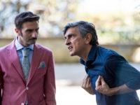 """L'attore di Sala Consilina Andrea Di Maria da domani al cinema nel film di Salemme """"Una festa esagerata"""""""