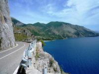 """Frana sulla S.S. 18 """"Tirrena Inferiore"""". Chiuso al traffico il tratto tra Sapri e la costa calabrese"""