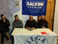 """""""Non permettiamo a nessuno di minacciare un nostro militante"""". La Lega incontra i cittadini a San Rufo"""