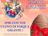 Atena Lucana: domani apertura dell'Uovo di Pasqua gigante al Centro Commerciale Diano