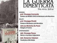 """Montesano sulla Marcellana: domani la presentazione del libro """"La Guerra Dimenticata"""" di Giuseppe Russo"""