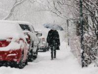 Neve e gelo in Campania. La Protezione Civile estende l'allerta meteo per altre 12 ore