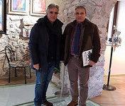 Il presidente di Palazzo Italia Bucarest visita Sant'Angelo Le Fratte per promuovere il made in Italy