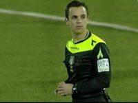 Ivan Robilotta,arbitro della sezione A.I.A. di Sala Consilina, designato per la Coppa Italia di Lega Pro