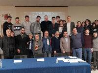 Il fisico Giuseppe Marmo conclude con successo l'Epic Scientific Event al Liceo Scientifico di Teggiano