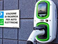 Parco Nazionale. A Villa Matarazzo di Castellabate una stazione di ricarica per auto elettriche