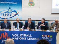 Presentata ad Eboli la tappa italiana della Coppa del Mondo di pallavolo femminile