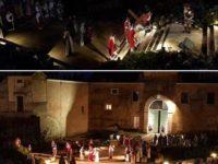 """Forti emozioni per la Passione di Cristo al centro di """"Padula è Gerusalemme"""" con l'attore Pietro Sarubbi"""