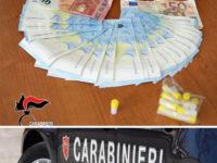 Tenta di disfarsi di 20 dosi di eroina alla vista dei Carabinieri. Arrestato 36enne di Buonabitacolo