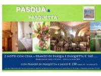 """Al """"Villa Cosilinum"""" di Padula relax, buona cucina ed escursioni a Pasqua e Pasquetta"""