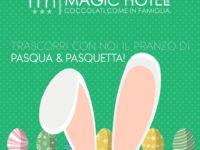 A Pasqua e Pasquetta i due gustosi menù del Magic Hotel di Atena Lucana