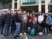 """Studente del """"Pomponio Leto"""" di Teggiano trionfa alle semifinali dei Giochi Matematici a Potenza"""