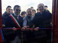 Il Vescovo De Luca inaugura il nuovo centro giovani di Montesano Scalo ideato da don Donato Varuzza