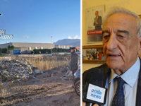 """Sversamento illecito di rifiuti a Polla. Il sindaco Rocco Giuliano: """"Contribuiremo alle indagini"""""""