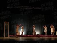 """A """"Teatro in Sala"""" il profondo spettacolo """"Anima in parole"""" della Compagnia """"Teatro dei Diòscuri"""""""