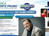 Monte Pruno Day 2018. Il 21 aprile la celebrazione di un anno di successi della Banca Monte Pruno