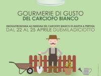 Dal 22 al 25 aprile – al MAGIC HOTEL – Gourmerie di gusto del carciofo bianco