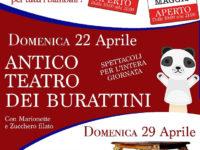 Atena Lucana: al Centro Commerciale Diano appuntamento con i burattini e il collezionismo