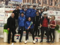 La New Kodokan di San Pietro al Tanagro conquista il Campionato di Pangration Athlima a Grassano