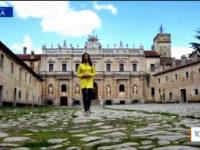 """La Certosa di Padula raccontata da """"Mezzogiorno Italia"""" su Rai 3"""