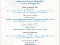 """Prosegue il """"Sant'Arsenio Music Festival"""" con il """"Concerto per fisarmonica solista"""" del 14 aprile"""