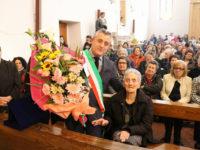 Comunità in festa a Bella per i 100 anni di nonna Costanza Pacella