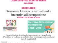 Sostegno all'occupazione giovanile. L'Ufficio Europa di Teggiano domani a Salerno per un seminario