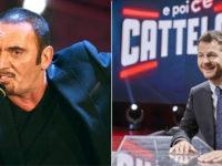 """""""Ultimo Mango a Parigi"""", Lagonegro s'indigna per una battuta su Sky sulla morte del cantautore"""