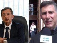 La solida amicizia tra l'imprenditore Antonio Pagano e Padre Enzo Fortunato nel segno di San Francesco