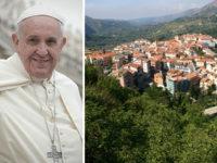 Chiedono offerte in cambio di una foto di Papa Francesco. Tentativi di truffa a Vietri di Potenza