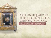 """Prende il via la rassegna """"Arte, antiquariato ed eccellenze nella Certosa di Padula"""""""