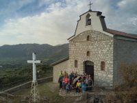 Storia del culto del Crocifisso a San Pietro al Tanagro. I pellegrinaggi e l'edificazione della chiesa