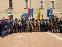 Partecipazione e forti emozioni a Teggiano per la commemorazione del Centenario della Grande Guerra