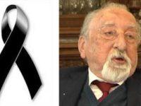 Lutto a Lauria. E' scomparso l'ex senatore Domenico Pittella, padre dei politici Marcello e Gianni
