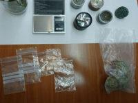 Nasconde marijuana nell'armadio e in un attrezzo da palestra. Arrestato 29enne a Roccadaspide