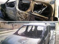"""Auto distrutta dalle fiamme a Villammare, la proprietaria denuncia: """"E' incendio doloso"""""""