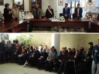 Sant'Arsenio: forte commozione all'intitolazione dell'aula consiliare al compianto Nicola Costa