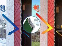 Isolamento termico più alto e bollette più basse con la tapparella Duero dell'azienda Pinto srl di Polla