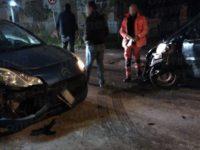Scontro tra due auto a Prato Perillo di Teggiano. Ferita una donna