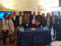 """""""E' fatto giorno"""", inaugurata a Padula la mostra dedicata al pittore lucano Luigi Guerricchio"""