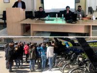 """Presentato a San Pietro al Tanagro il servizio comunale bike-sharing """"Muoviamoci in bici"""""""